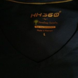 Hh360 by healing hands scrub top and bottoms
